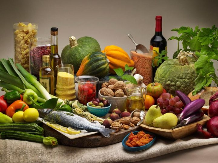 The Heart and The Mediterranean Diet