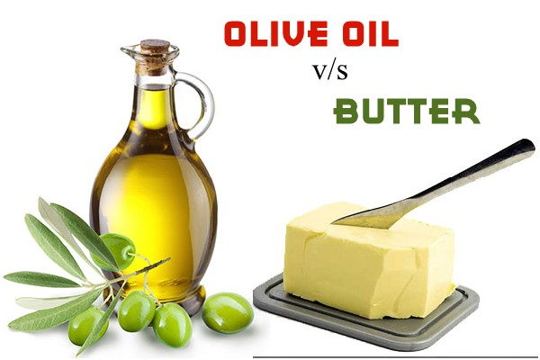 Butter Convertor to Olive Oil