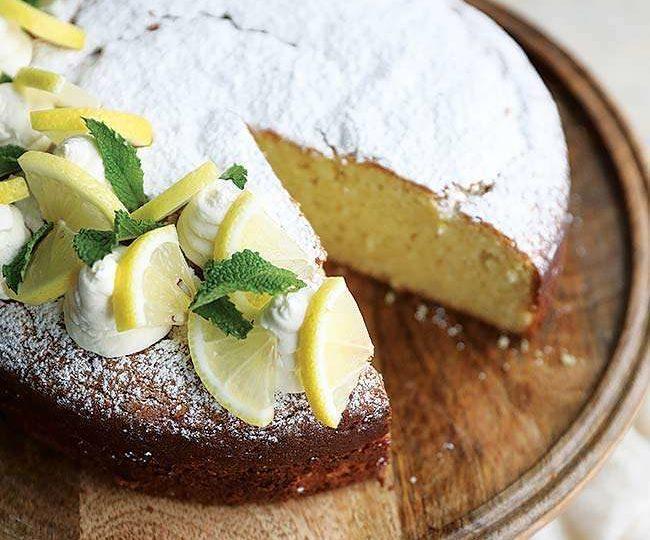 Ricotta Olive Oil Cake