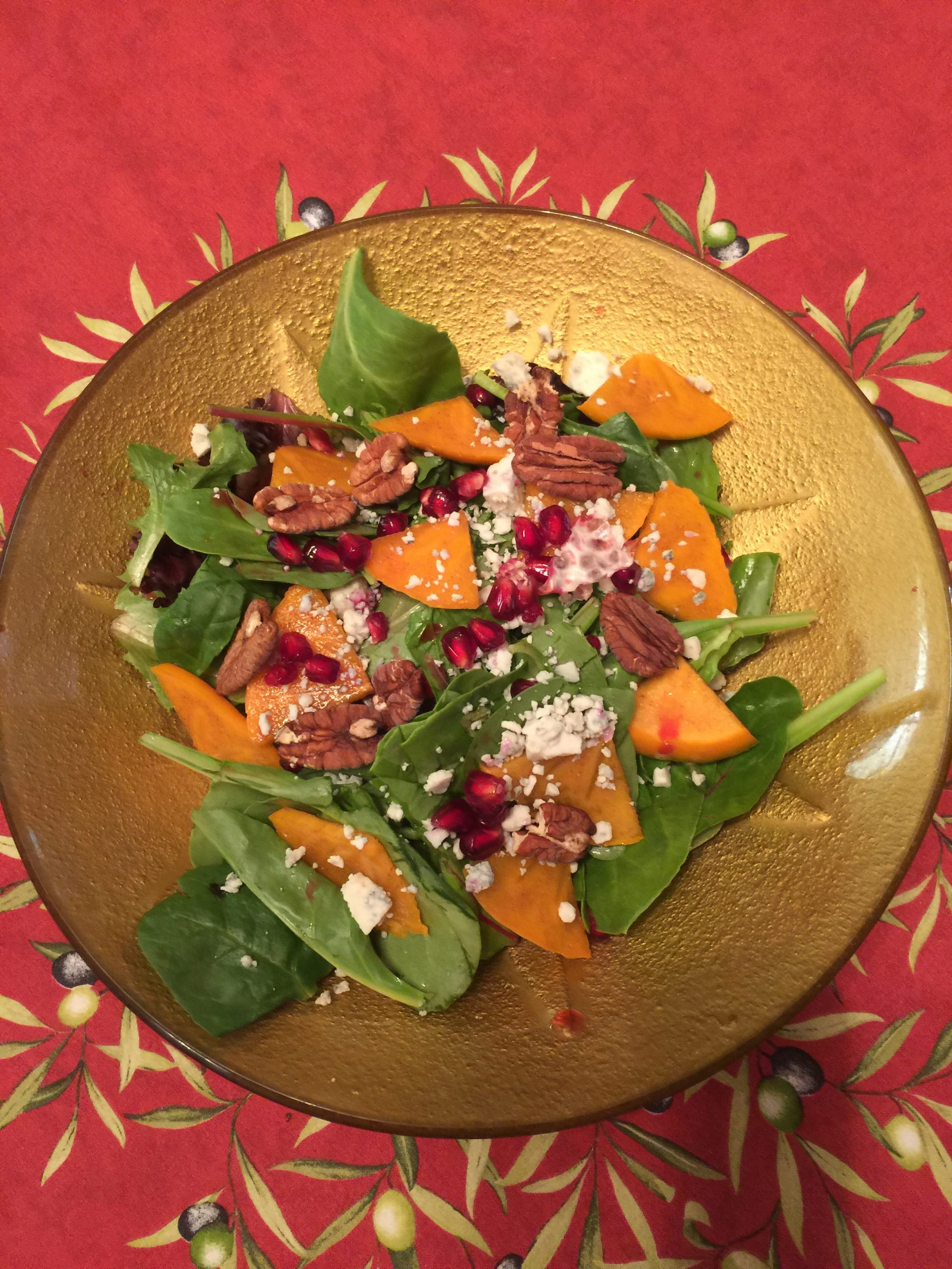 Fresh Fall Salad