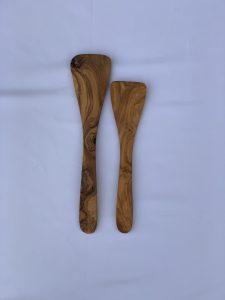 olive wood kitchen tools